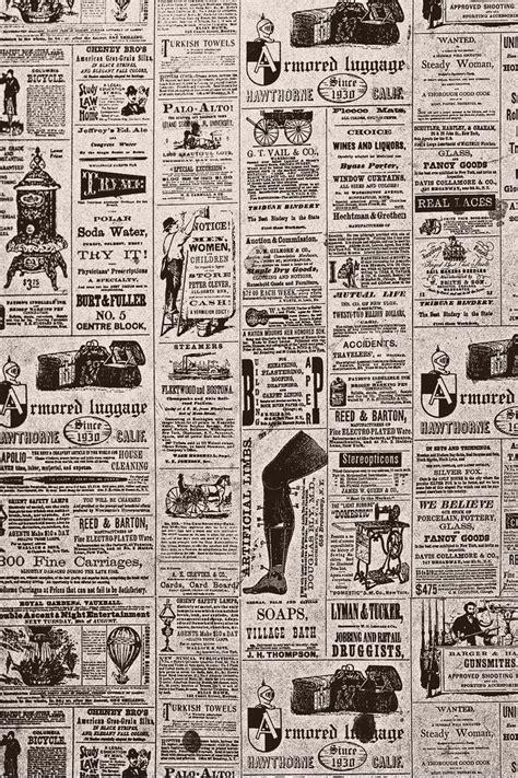 newspaper wallpaper pinterest vintage newspaper wallpaper wallpaperhdc com