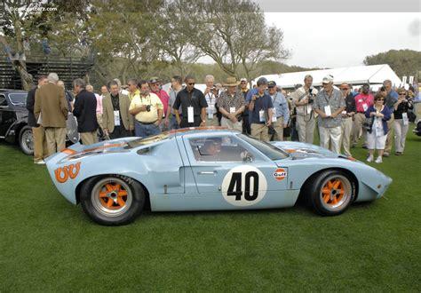 68 ford gt40 1968 ford gt40 mk iv conceptcarz