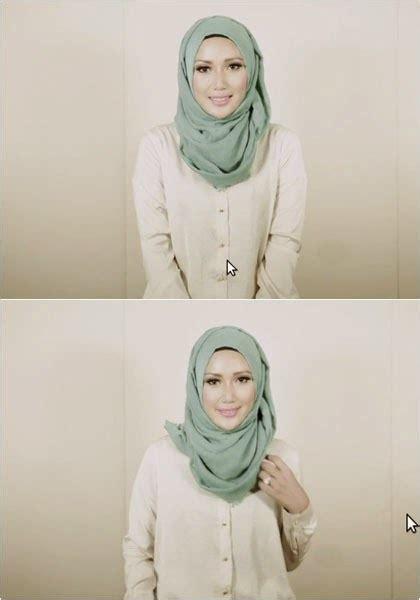 Jilbab Jadi Terbaru Cara Memakai Jilbab Terbaru Yang Praktis Tanpa Jarum