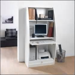 meuble ferme pour ordinateur bureau bureaux prestige