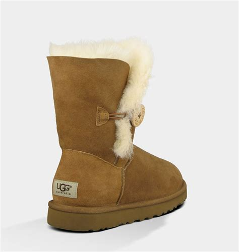ugg boots for ugg australia boots bailey button chestnut
