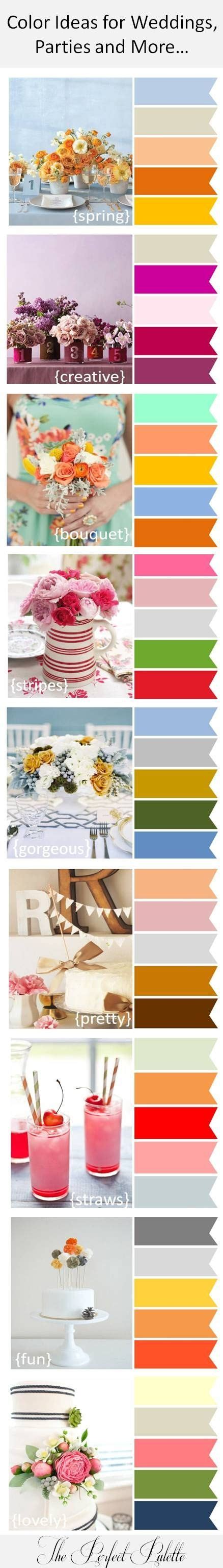perfect color combinations 130 best images about perfect palettes on pinterest