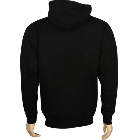 Hoodie Marvel 2 Zc bait x fighter pullover hoody black