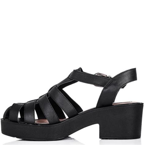 black chunky gladiator sandals buy chunky sole platform gladiator sandal shoes