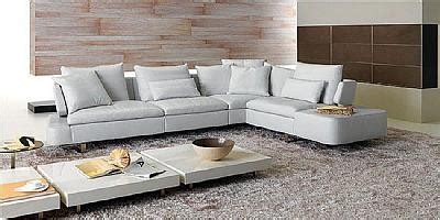 natuzzi möbel natuzzi 2410 opus sectional sofa italy