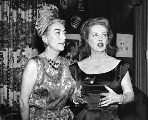 bette davis and joan crawford series joan crawford and bette davis classic pinterest