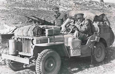 World Jeep Service Sas War Diary 1941 1945 Extraordinary Editions