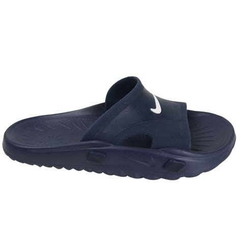 mens nike slip on sandals nike getasandal mens slip on flip flop sandal size 7 12 ebay