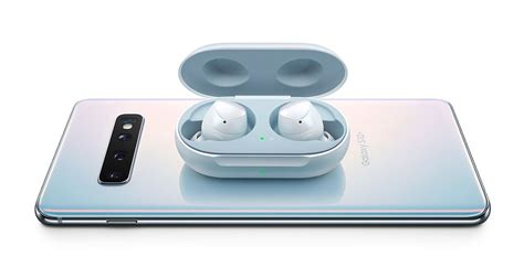 samsung galaxy buds des ecouteurs true wireless  charge