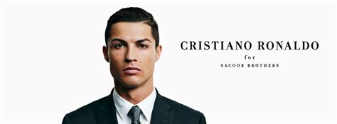 jonathan george haircuts caign cristiano ronaldo for sacoor brothers