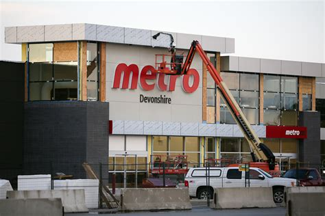 layout of devonshire mall new metro at devonshire mall opening soon