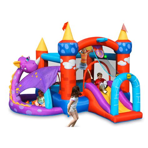Istana Balon Happy Hop Quest Bouncer 9022 Mainan Anak penelope the 9022 jumping castles