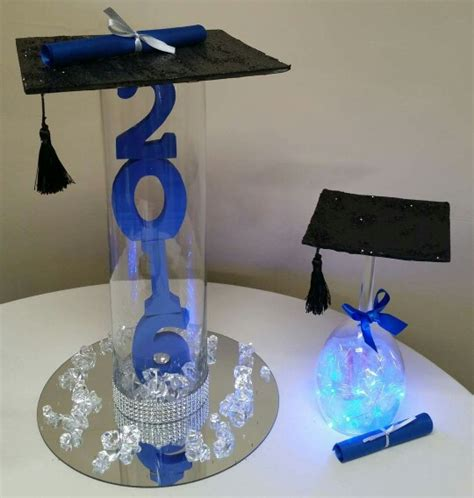 graduation centerpiece graduation pinterest