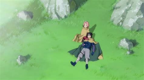 image naruto movie 1 ninja clash in the land of snow the one who filled his lonely existence was sakura