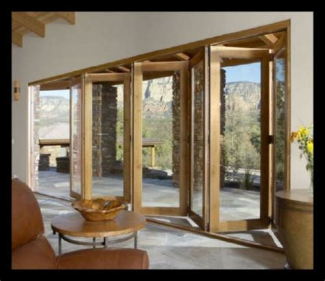folding patio doors andersen folding patio doors cost home ideas
