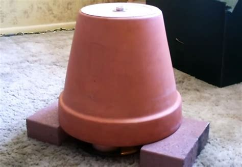 video how to make an electricity free radiant space heater that heats your home for pennies a