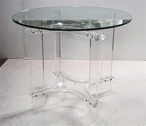 Ideas For Lucite Coffee Table Design Furniture Unique Lucite Coffee Table Base For Clear Glass Top Stunning Table Base Designs