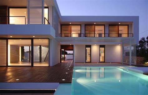 Home Design App Australia by Casa De Verano En Espa 241 A Por El Arquitecto Pablo Serrano
