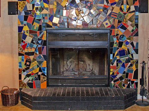 colorful fireplace fireplace surround ideas 25 collections