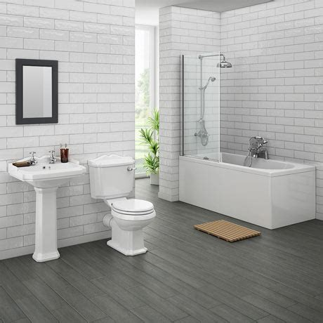 bathroom suite ideas legend traditional bathroom suite at victorian plumbing uk
