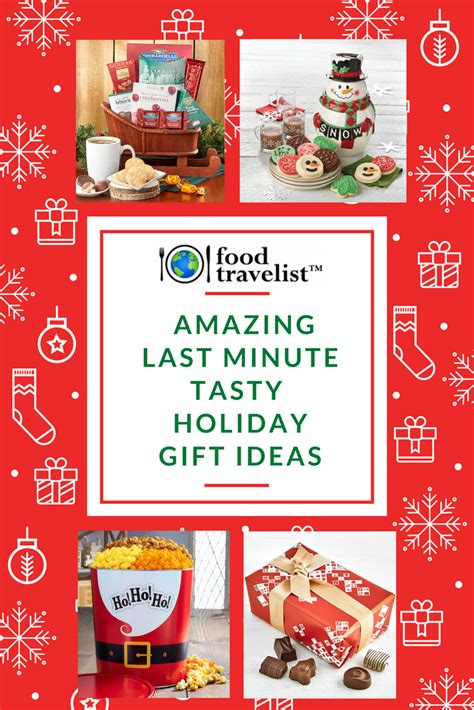 ideas for last minute holiday cards amazing last minute tasty gifts you need now
