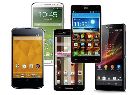 Why Android Phones by 5 Reasons Why Buy Android Smartphones Gearopen