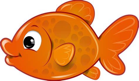 clipart pesci clipart goldfish