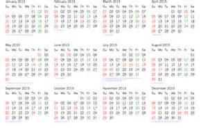 pin kalender november 2015 on