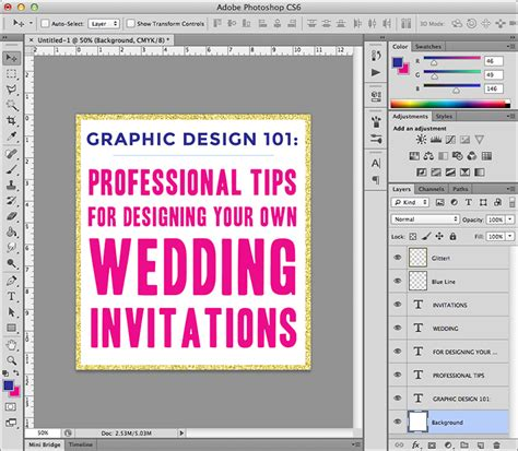 layout design of invitation graphic design 101 understanding layout a practical