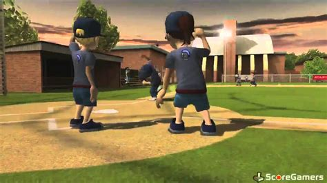 backyard sports sandlot sluggers xbox 360 backyard sandlot sluggers backyard sports sandlot