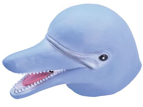dolphin rubber st dolphin mask partynutters uk