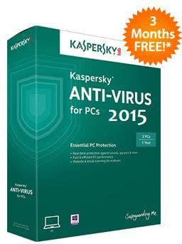 giveaway đăng k 253 bản quyền 3 th 225 ng kaspersky antivirus 2015 diệt vi - Giveaway Antivirus
