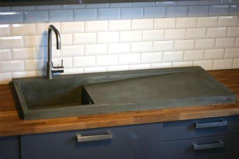 evier beton l 233 gouttoir sous toutes ses formes balian b 233 ton atelier