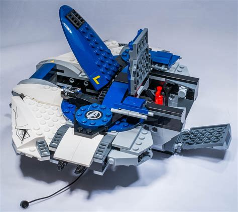 Lego Ori The Quinjet City lego 76032 the quinjet city a photo on