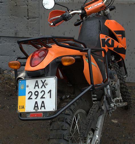 Ktm 640e Gep 228 Cksystem F 252 R Ktm 640e Lc4 Supermoto