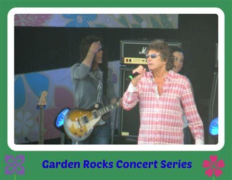 garden rocks concert line up series epcot flower and
