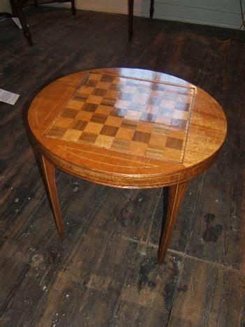edwardian period mahogany  rosewood inlaid chess board