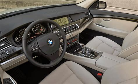 Bmw Gt Interior by Car And Driver