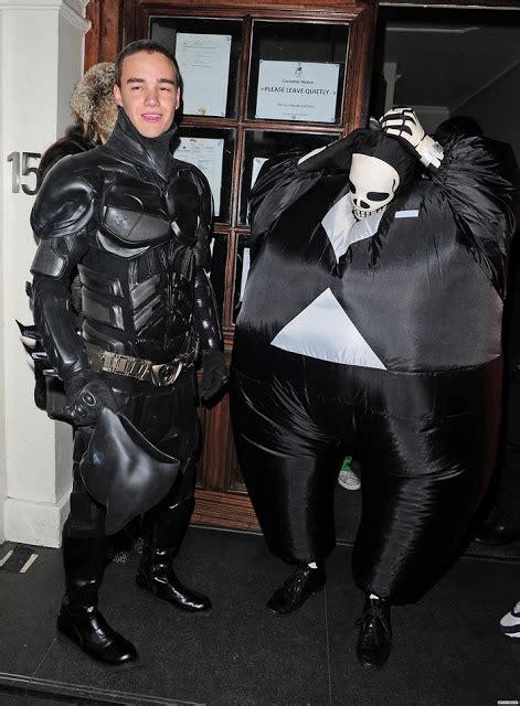 tom payne y liam payne famosos liam payne tom daley celebran halloween