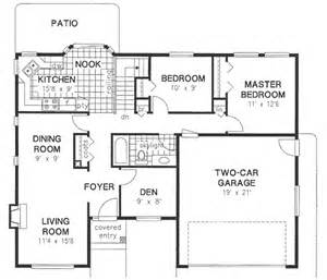 house 4961 blueprint details floor plans