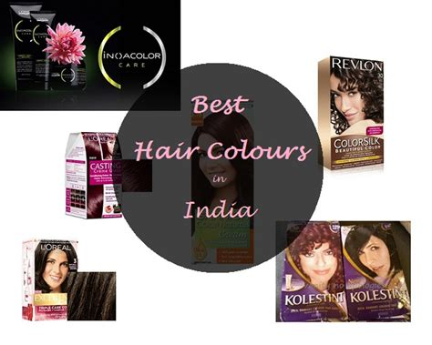 brands of professional hair color with reviews top 10 best professional hair dye brands in india