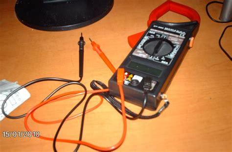 Comment Utiliser Un Multimetre 5199 by Comment Utiliser Un Multim 232 Tre