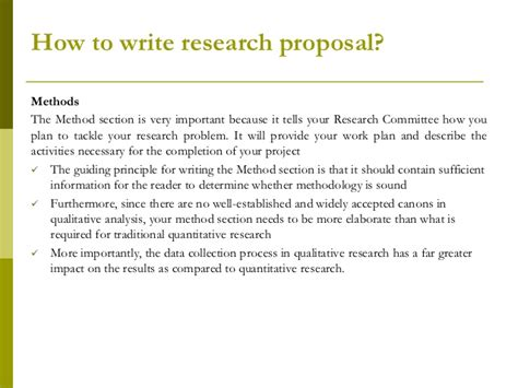 how to write methodology in research paper writing methodology section of research paper