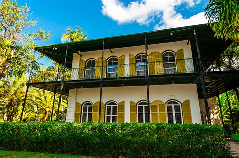ernest hemingway house hemingway house ernest hemingway home museum key west