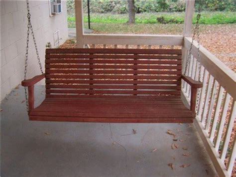 porch swing patterns how to build a porch swing in one weekend cd w patterns