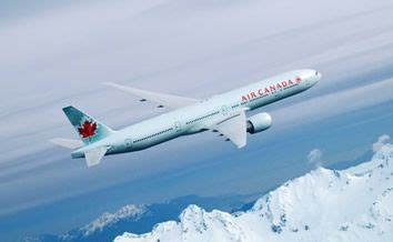 Air Canada flight information   Virgin Holidays