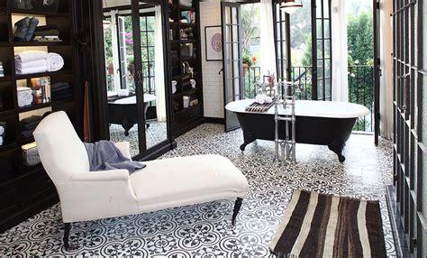 room cement showcase cement tile floor bathroom