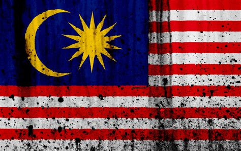 malaysia flag wallpapers wallpaper cave