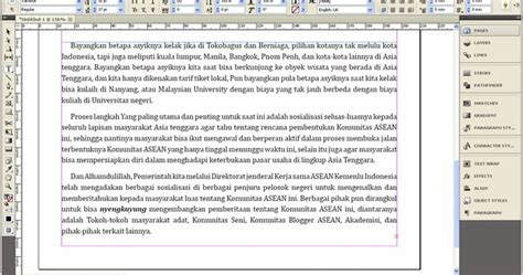 cara membuat catatan kaki di ms excel cara membuat footnotes catatan kaki di indesign