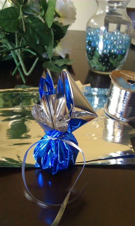 Out of The Blue: DIY Balloon Weights   50th Wedding